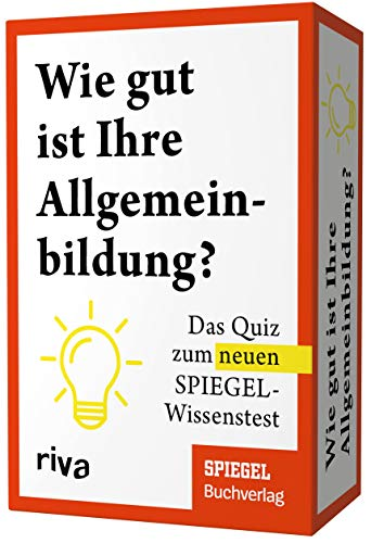 Wie gut ist Ihre Allgemeinbildung?: Das Quiz zum neuen...