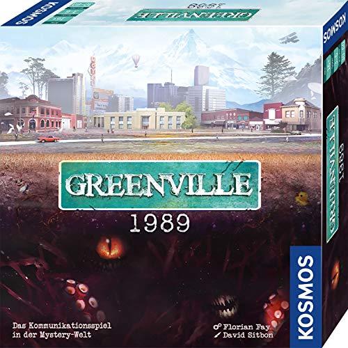 KOSMOS 680039 Greenville 1989, Zurück in die Wirklichkeit. Das...