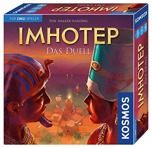 KOSMOS 694272 Imhotep - Das Duell, Königlicher Wettkampf im...
