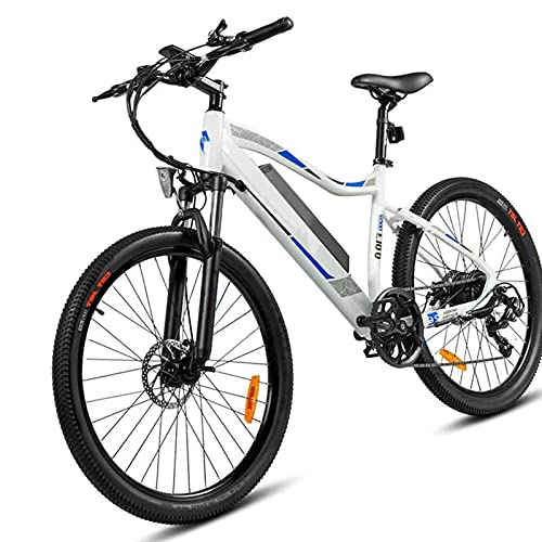 CM67 Mountainbike Ebike 26 Zoll E-MTB Ebike Damen Aus Alu...
