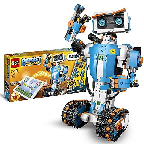 LEGO 17101 Boost Programmierbares Roboticset, 5-in-1...