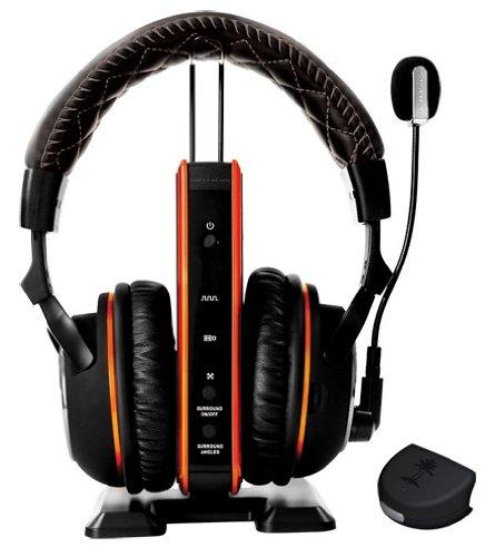 Headset Turtle Beach Ear Force Tango Call of Duty Black Ops 2...