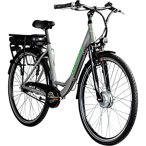 ZÜNDAPP E-Bike 700c Damenrad Pedelec 28 Zoll Z502 E Citybike...