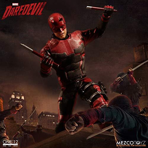Mezco One:12 Daredevil 17cm Figur