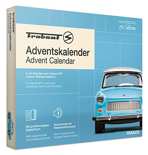 FRANZIS 67115 - Trabant Adventskalender 2020 – in 24 Schritten...