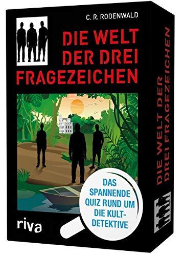 Die Welt der Drei Fragezeichen – Das spannende Quiz rund um die...