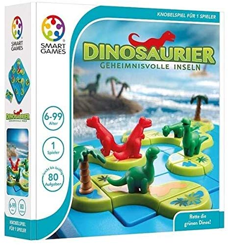 SMART Toys and Games GmbH Dinosaurier - Geheimnisvolle Inseln