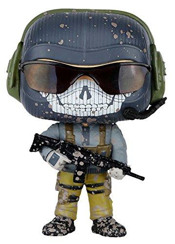 Funko 6822 Call of Duty 6822 POP Vinyl Lt. Simon Ghost Riley...