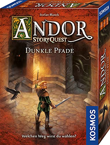 KOSMOS 698973 Andor - StoryQuest - Dunkle Pfade, Story-Spiel in...