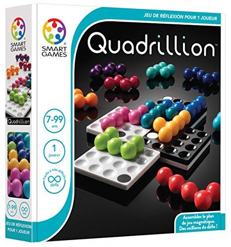 Smartgames–SG 540FR–Quadrillion–Denk-, Logik-...