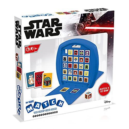 Star Wars Top Trumps Match Brettspiel