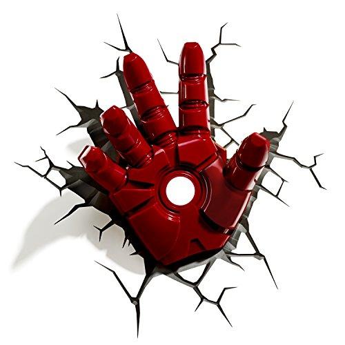 Marvel Avengers IRON Man Lampe