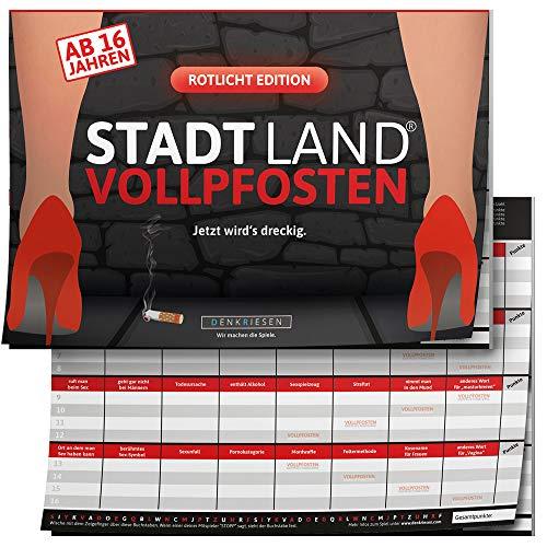 Rotlicht Edition - Stadt, Land, Vollpfosten