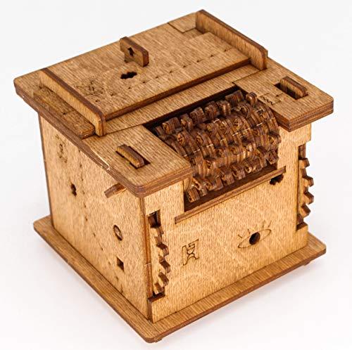 iDventure Cluebox - EIN Escape Room in Einer Box. Schrödingers...
