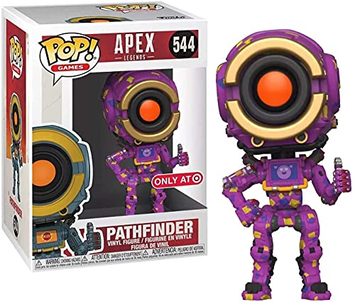 Funko Pop! Games: Apex Legends - Pathfinder (Pink Sweet 16...