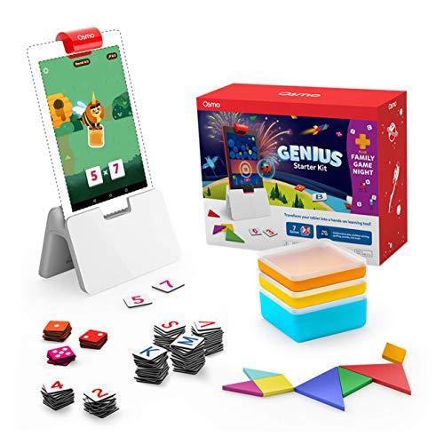 OSMO 901-00033 Genius Starter-Set + für Fire Tablet, Mehrfarbig