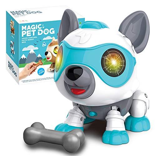 aovowog Elektronisches Haustier Hund Spielzeug Kinder,Roboter...