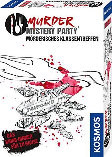 Kosmos Murder Mystery Party - Mörderisches Klassentreffen - Das...