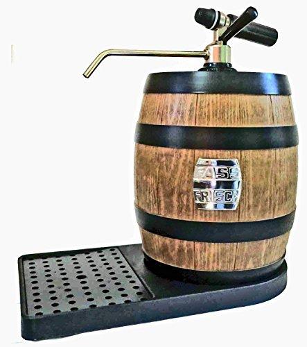 Bier-Tischzapfanlage De Luxe
