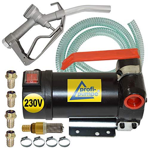 230V- Dieselpumpe und Heizölpumpe Ölpumpe Biodiesel Diesel Star...