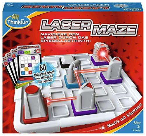 ThinkFun 76356 - Laser Maze - Spiel für Erwachsene und Kinder ab...