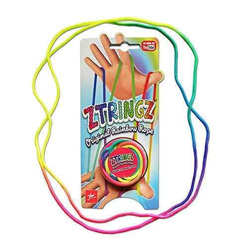 ZTringz 4752 Fadenspiel Fingerspiel Geschicklichkeitsspiel,...