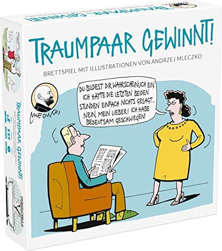 Traumpaar Gewinnt Brettspiel für Erwachsene Gesellschaftsspiel...