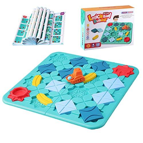 Straßenlabyrinth Spiel IQ-Trainingsspielzeug Erstellen Sie...