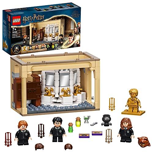 LEGO 76386 Harry Potter Hogwarts: Misslungener Vielsaft-Trank Set...