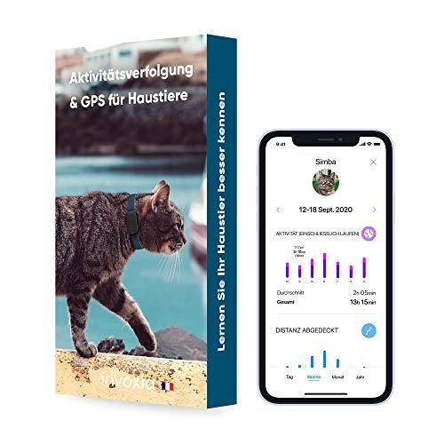 Invoxia Pet Tracker - GPS-Tracker Für Katzen Und Hunde Mit...
