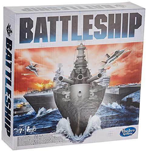 Battleship Classic Brettspiel Strategiespiel ab 7 Jahren für 2...