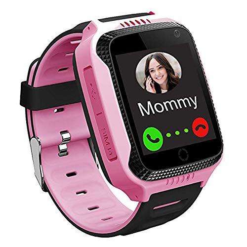 GPS Kinder Smartwatch Telefon - Touchscreen Kinder Smartwatch mit...