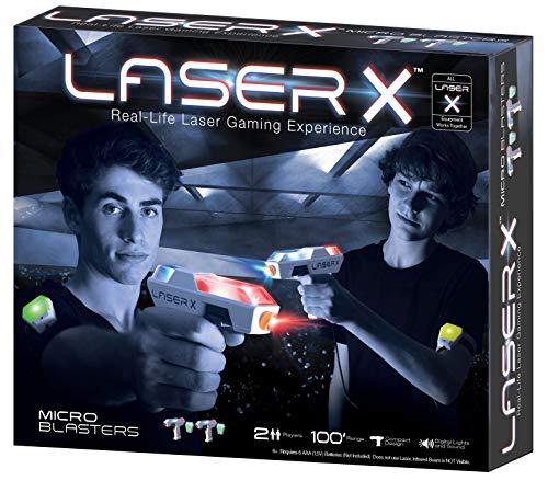 beluga Spielwaren 79005 Laser X Micro Double Blasters 79005-Laser...