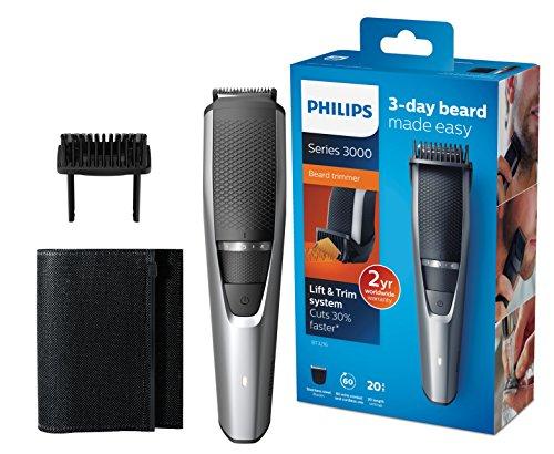 Philips Barttrimmer BT3216/14, 20 verschiedene Looks (0,5 - 10...
