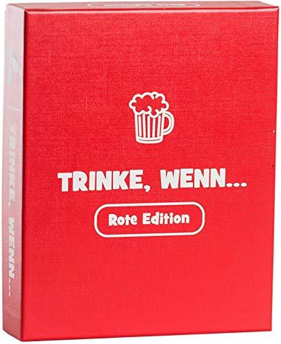 Spielehelden Trinke, wenn.. Versautes Partyspiel und Trinkspiel /...
