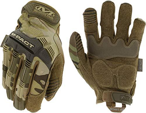 Mechanix Wear M-Pact Multicam-Handschuhe (Größe M, Camouflage)