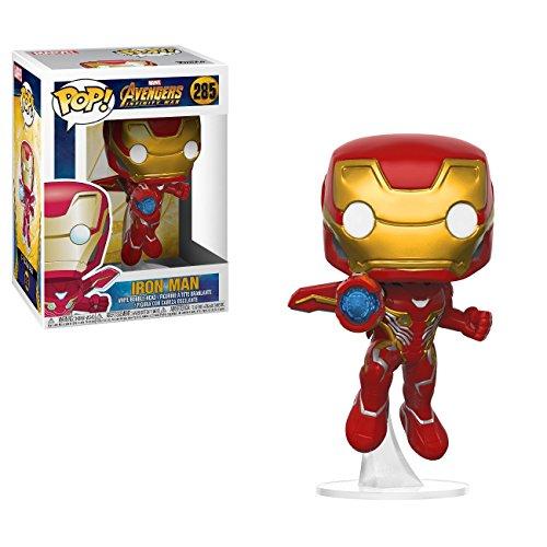 Funko 26463 Avengers Infinity War 26463 Pop Bobble Marvel Iron...