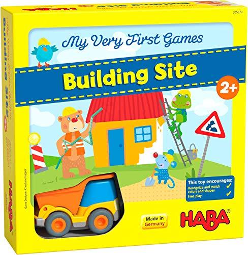 HABA 305678 - Meine allerersten Spiele - Baustelle -...