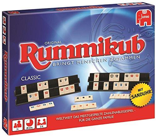 Jumbo Spiele 17571 - Original Rummikub Classic -...