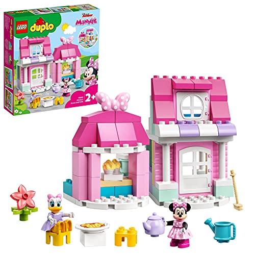 LEGO 10942 DUPLO Disney Minnies Haus mit Café, Minnie Mouse...