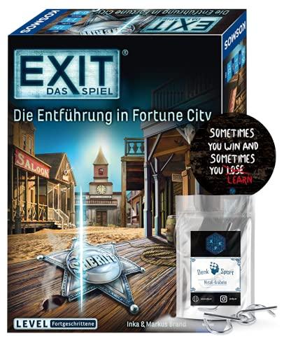 EXIT Das Spiel - Die Entführung in Fortune City, Level:...