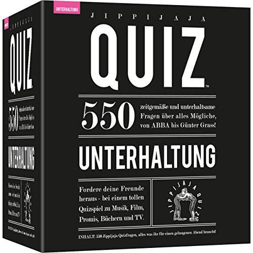 Kylskapspoesi 40041 - Jippijaja Quiz – Unterhaltung