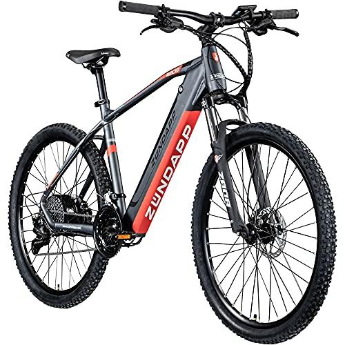 Zündapp Z808 E-Bike 27,5 Zoll E-Mountainbike Fahrrad EMTB...