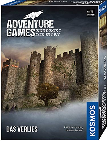 Kosmos 695088 - Adventure Games - Das Verlies. Entdeckt die...