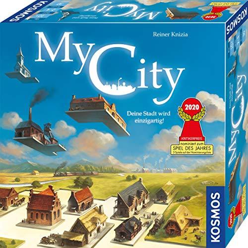Kosmos 691486 My City - Deine Stadt wird einzigartig...