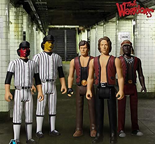 Mezco The Warriors 5 Points Action Figure Box Set Includes 5...