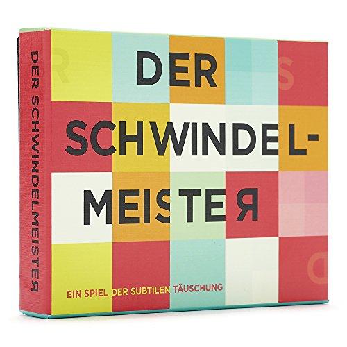 Gamely Games Der Schwindelmeister: EIN Spiel der subtilen...