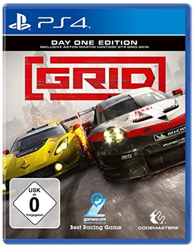 GRID (Day One Edition) [Playstation 4]