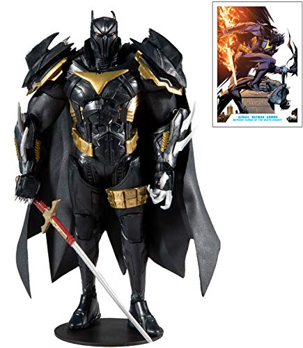 McFarlane Toys DC Multiverse Azrael in Batman Armor Curse of The...