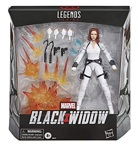 Black Widow Hasbro Marvel Legends Series 15 cm große...
